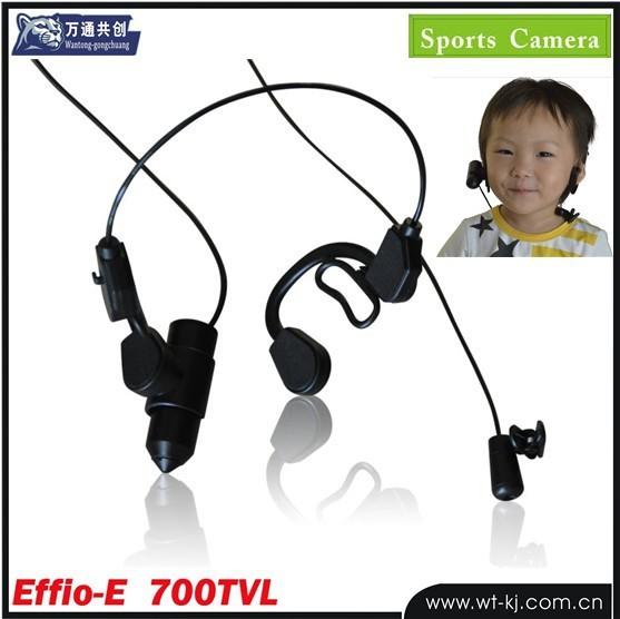 Made in China 1/3'' Sony 700TVL CCD 3.7mm pinhole lens Color cctv mini camera(China (Mainland))