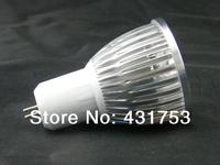 10pcs/lot High Power GU5.3 4X3W 12W LED Light LED bulb LED lamp 85V-265V/AC LED Spotlight Free shipping