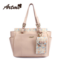 Artmi2014 women's spring fashion handbag vintage print the trend handbag bag large