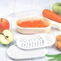 1pc super practical kitchen shredder plastic Graters