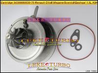 TURBO Cartridge CHRA 54399880030 54399880070 Turbocharger For Nissan Qashqai Renault Modus Clio III Megane II Scenic II K9K 1.5L