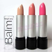 Free Shipping, Wholesale 12 pieces/set Colorful Tempting Lipstick 12 colors Pure Color Lip Cream, HZC001