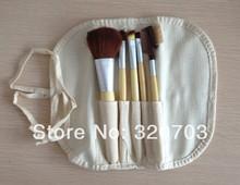 wholesale bamboo brush set