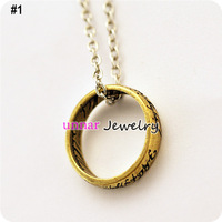 Hunger of games Harry Potter necklaces pendants Necklaces & Pendants  the Lord of the rings
