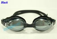 2014 new Waterpro anti-fog anti-ultraviolet adult swimming /diving goggles men /women power coating swiM glasses wholesale price