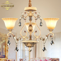 High quality fashion pendant light luxury resin living room lights bedroom lamp lighting lamps pl7251-3
