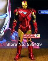 2014 NEW Hot 1 pcs Marvel Movie Iron Man 3 Action Figure Superhero Mark 42 avengers alliance 20cm Toy