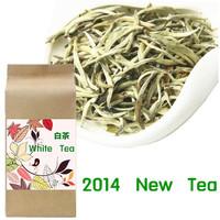 2014 new  250g Silver Needle tea ,the White Tea, Anti-old hleath care  Baihaoyinzhen Tea,