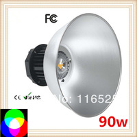 90w led high bay led AC85-265V CE FCC factory price highbay light 100W 150W 200W 300W 400W E0057 4pcs/lot + fedex free shipping