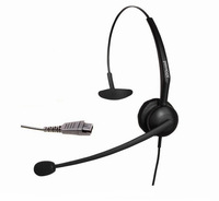 Usb interface a240 earphones callerid computer ip soft phone earphones headset