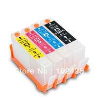4pc For HP 364 XL Quality Refillable Ink Cartridge with ARC Chips