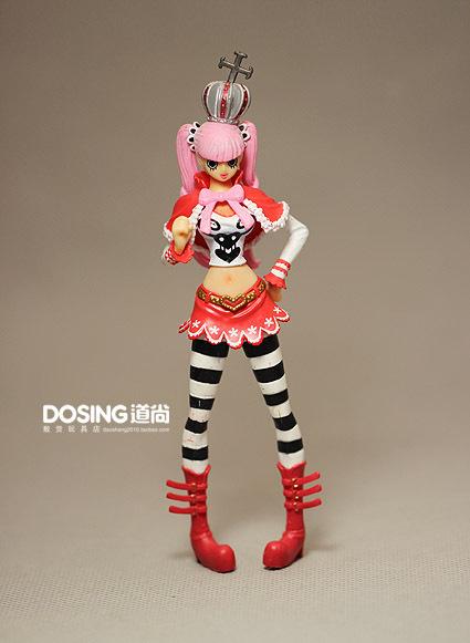 Japanese Anime One Piece Action Figures PVC Toys Doll 15cm POP Princess Mononoke Perhona Wholesale Retail(China (Mainland))