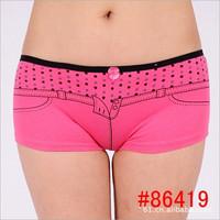 women temperament interest sexy underwear/ladies panties/lingerie/bikini underwear lingerie pants/ Ms boxer shorts 86419-3pcs