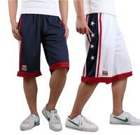 free shipping summer men's Training pants loose breathable All-Star  men's basketball shorts sport shorts