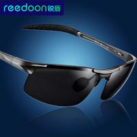 The new Polarizer sunglasses Men's sunglasses Driving glasses