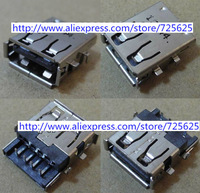 Laptop  USB jack socket port connector  for SAMSUNG R428 R429 R431 R439 R440  Free shipping 20 pcs