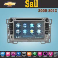 "7""  CAR DVD PLAYER autoradio Radio headunit   GPS navigation  for Chevrolet Sail 2009 - 2012  / Russian language  / 3g internet"