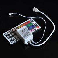 NEW 44 Key IR Remote Controller For RGB SMD 5050 LED Light Strip 12V 20 Colors