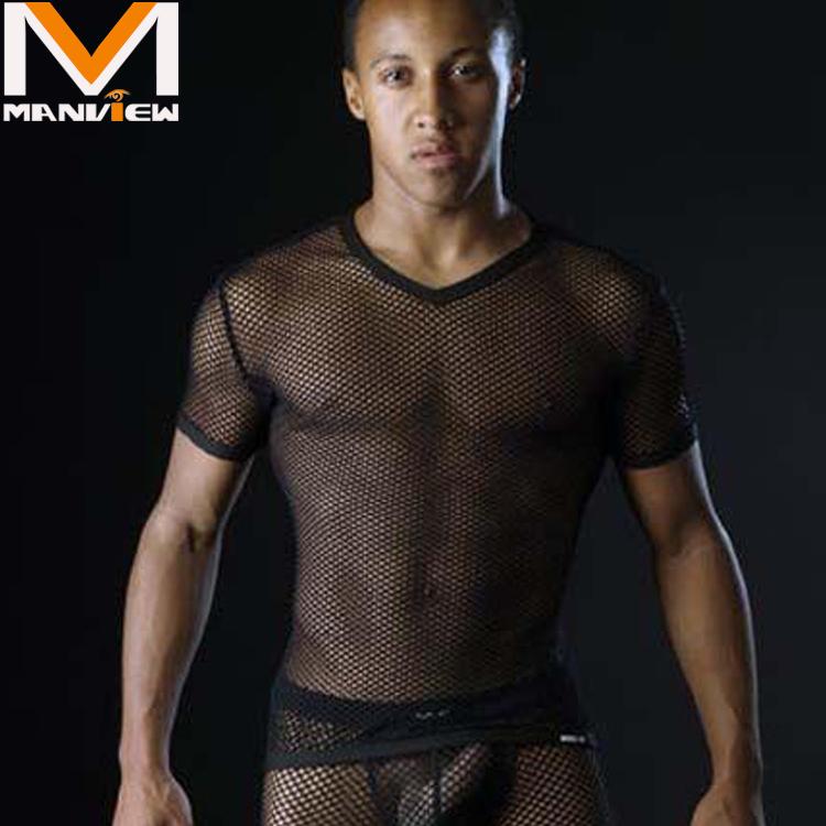 Mens Underwear Transparent Mens Underwear Man Vest
