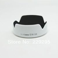 EW-54 Lens Hood For Canon EOS M EF-M 18-55mm f/3.5-5.6 IS STM  White