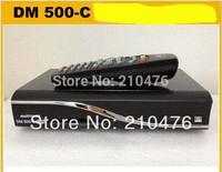 5piece DM500C  DVB-C Set Top Box Silver/Black TV Digital Satellite Receiver free shipping