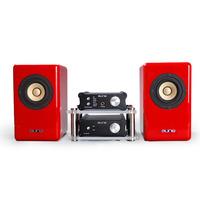 aune x series Desktop HIFI suit decoder + aune x2 x1 + aune x3 full-range amplifier box