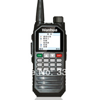 Free Shipping DPMR Two Way Radio ATS500 Walkie Talkie/Interphone,200CH Voice Prompt,Digital/Analog Auto Switch,CTCSS/DCS,Amateur