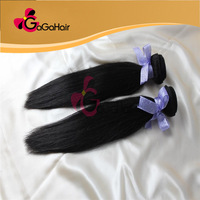 Queen Hair Products Unprocessed Hair Weft Factory Malaysian Straight,8''-28'' Human Virgin Hair 2PCS/lot,Grade 5A Free Shipping