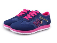 Free shipping new 2014 fashion women sneakers sportif sneakers outdoor running shoes casual all star