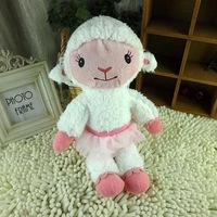 New 2014! Original Doc McStuffins Doll,Lambie&Sir Kirby, Dlls For Girls 36CM