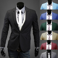 2014 free shipping The new classic a grain of leisure men's suit men's fashion suits