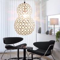 free shipping Crystal pendant light modern brief lamps led crystal lamp bedroom lamp k9 crystal lamp