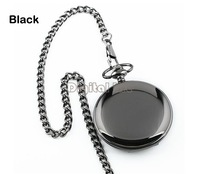 5pcs/lot Fashion Vintage Style Cute Bronze Quartz Necklace Pendant Chain Clock Pocket Watch 3 Types drop shipping SV000494