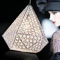 free shipping Modern living room pendant light pendant lamp dining room pendant light lighting diamond