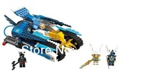 Best sale! Legends of Chima Eris' Eagle Interceptor 70003 Building Blocks Sets 344pcs Legoland Educational DIY Bricks Toys