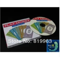 Play Money by Nick Diffatte, Free shipping Whosale,close up/stage/street/magic tricks,fast delivery