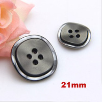 21mm Funny gun color buttons, individuality plastic buttons for sewing, scrapbooking accessories(ss-1424)