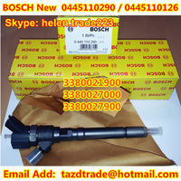 Original and New CR Injector 0445110290 / 0445110126 for HYUNDAI /KIA 338002190 / 3380027000 /3380027900