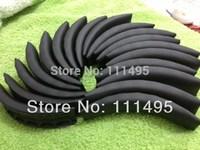 Black White 100pcs Replacement Headband Cushion Pad For Studio Headphones