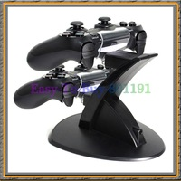 For Sony PS 4 Controller Stand Charger with Dual USB Input Charging Dock Station