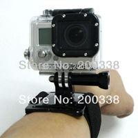 New Diving Housing Case GoPro Wrist Strap Band Mount for Gopro Hero 2 Hero3 Hero3+ Camera