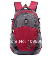 2014 New arrival large outdoor travel backpack 40L hiking backpack man women mountain bag waterproof Nylon backpacks school bag