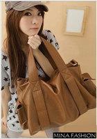 New 2014 Spring Fashion Casual Lady Bag Women Shoulder Handbags Messenger Big Bags bag4314