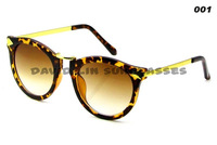 10pcs/lot Designer Brand New Fashion Super Arrow Sunglasses Fashion Women Cat Eye Glasses 7 Colors oculos de sol Gafas 32210