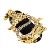 Free shipping new metal crystal lovely zodiac model usb 2.0 u disk twelve constellations usb flash drive