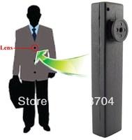 Button Camera Hidden Pinhole camera Mini DV DVR Recorder Free Shipping without Retail Box