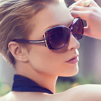 2014 fashion wholesale UV 400 protection 8 colors sunglass women cheap price free shipping 140307