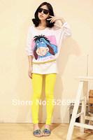Free Shipping 240pcs Fashion Women's leggings  Modal thin cotton women leggings wholesale