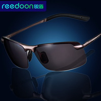 hot sale Men's polarized sunglasses male sunglasses pilot special glasses Large