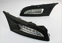 HOT !!! selling  original position high power LED daytime running light or lamp (DRL)  special for 2011 VW polo